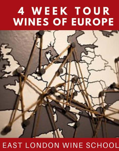 4 Week Tour of Europe by East London Wine School - drinks-and-tastings in London