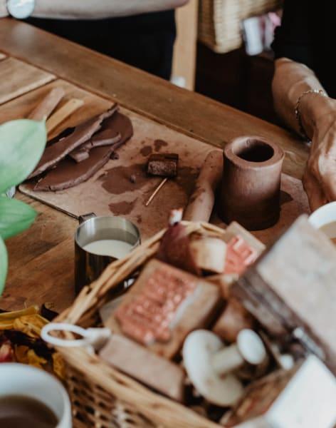 Wildflower Ceramics & Afternoon Tea by London Wildflower - art in London