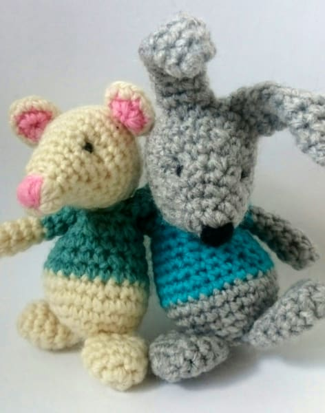 Amigurumi Animals - Crochet in 3D by Sanna King - crafts in London