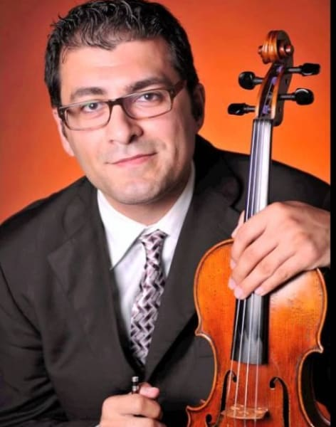 Violin Lessons with Roger Mo by Roger Mo - music in London