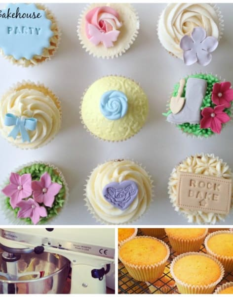 Ultimate Cupcake Masterclass by Rock Bakehouse - food in London