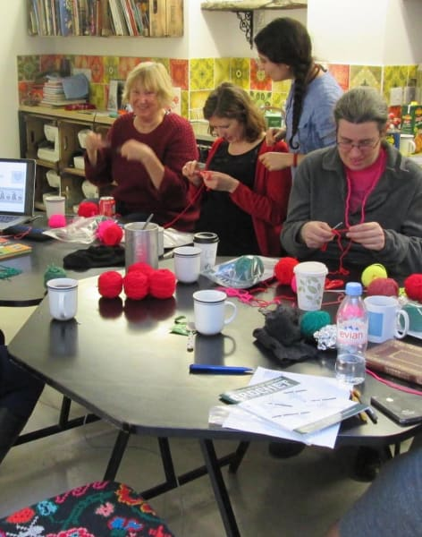 Beginner Crochet Class with Tone Ward : Full Day by Fabrications - crafts in London