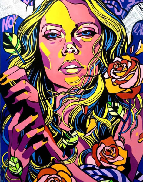 Creative Oil Painting Classes  by ArtistsFloor - art in London