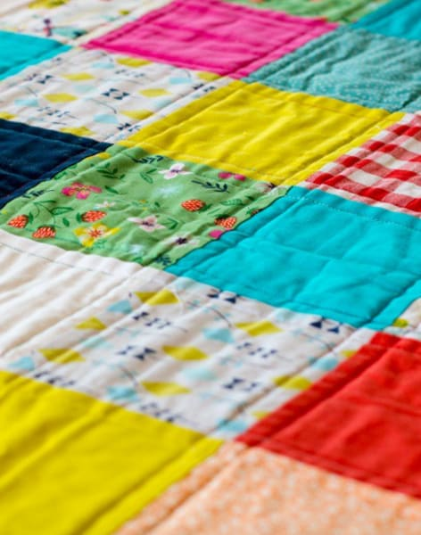 Learn to Make a Quilt with Charlotte Newland, winner of The Great British Sewing Bee by The Village Haberdashery - crafts in London