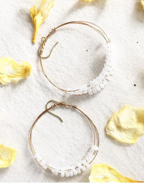 Wire earring workshop: make and take 3 pairs! by Hapiness Wherever - crafts in London