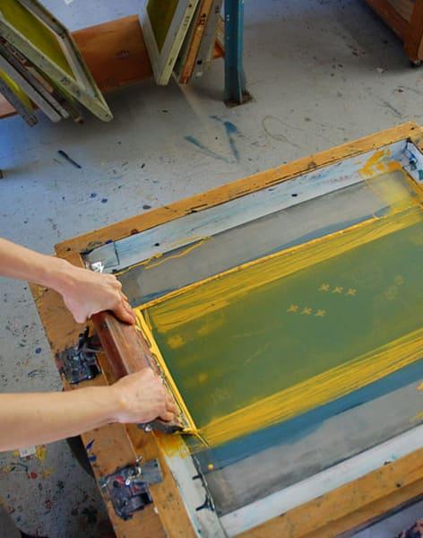 Beginners Screen Printing Workshop by Art Jar - art in London
