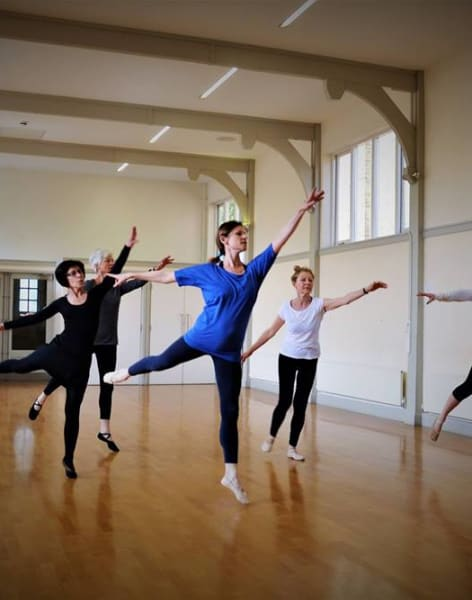 Adult Ballet drop in class - General Level by Ballet 4 Life - dance in London