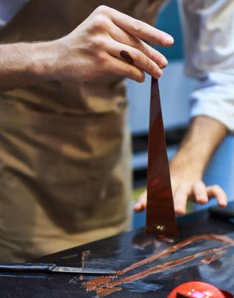 Patisserie Making Class by R Chocolate London - food in London