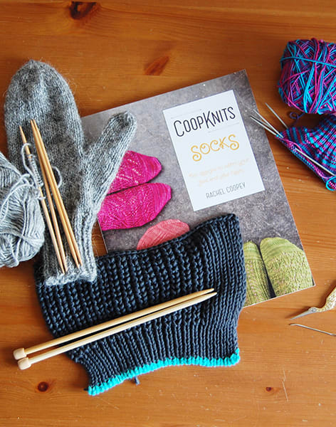 Project Knitting Course by Natalie Selles - crafts in London