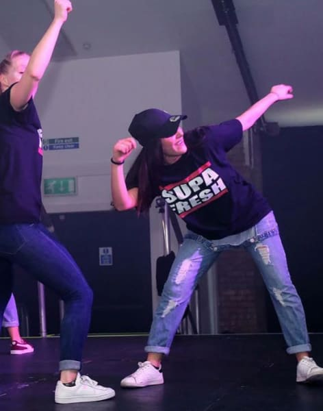 Beginners Hip Hop Class by SupaFresh - dance in London