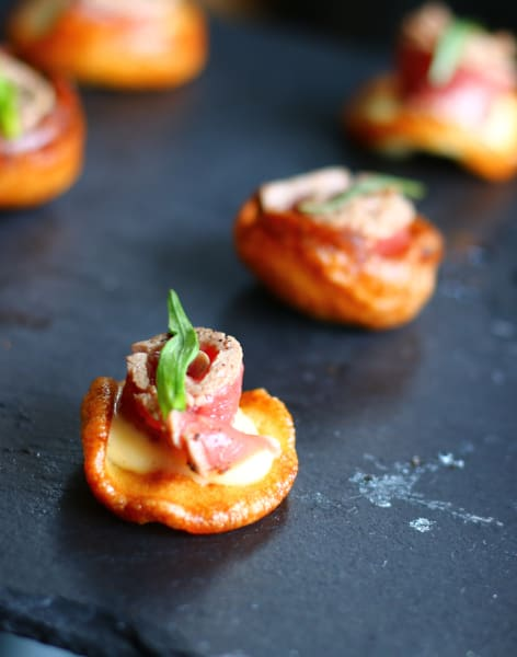 Best of British: James Bond Canapé Class by The Avenue Cookery School - food in London