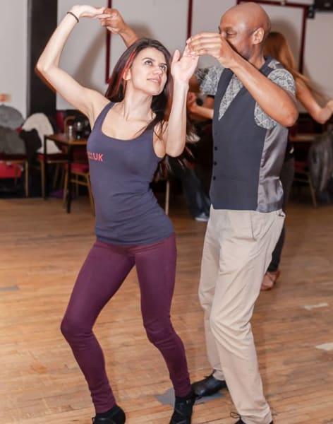 Bachata - Beginners Class by FK Dance - dance in London