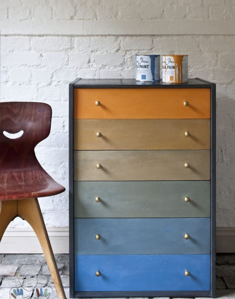 Upcycling Furniture with Annie Sloan Chalk Paint by rigby & mac - crafts in London