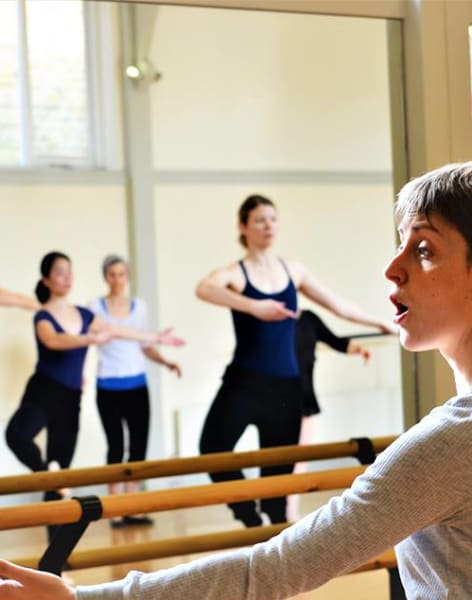 Open Monday Ballet Class - Int/Adv Level by Ballet 4 Life - dance in London