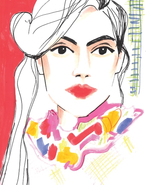Make Your Own Fashion Illustrations - for Beginners! by M.Y.O (Make Your Own) - art in London