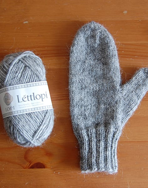 Learn to Knit Mittens by Natalie Selles - crafts in London