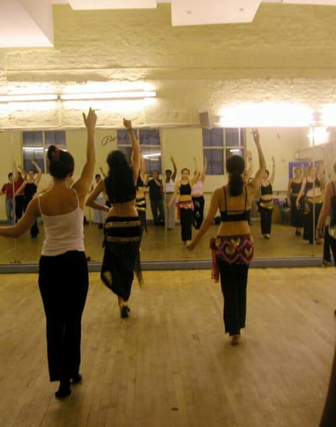 Egyptian Belly Dance - Foundation Class by Asmahan Dance - dance in London