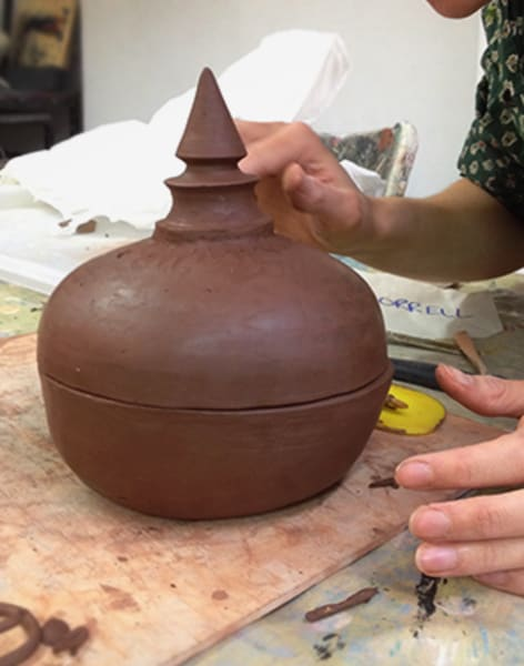 Classic Throwing Pottery Party by Kite Studios - art in London