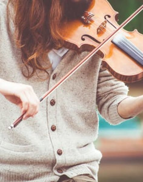 Advanced Violin Lessons by Paul Lennon - music in London