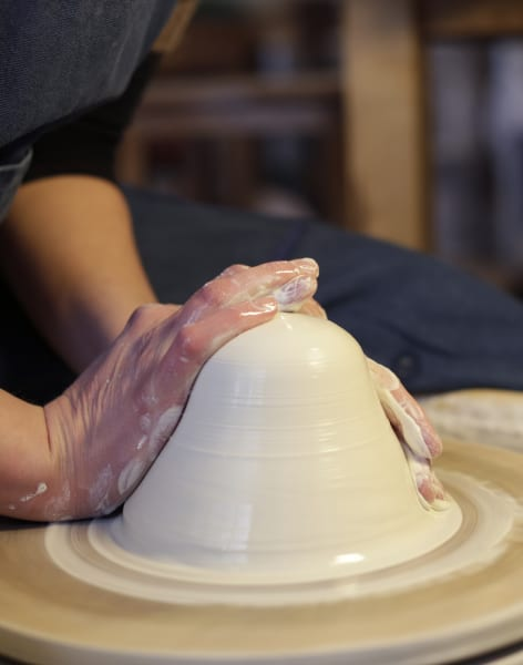 Private Pottery Class for Three by Jo Davies Ceramics - art in London