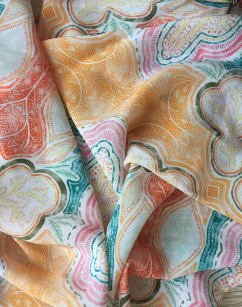 Digital Fabric Design by Concept London - art in London