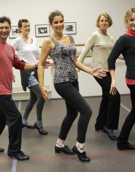 Adult Tap - Beginners by South London Dance School - dance in London