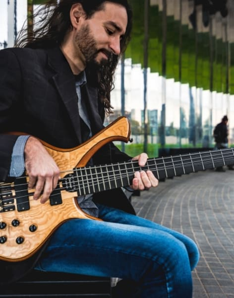 Advanced Bass Lessons with Alex Lofoco by Alex Lofoco - music in London