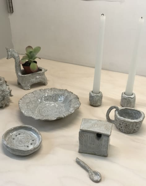 Hand Building Workshop - 3 Hours  by Sak Beh Pottery - art in London