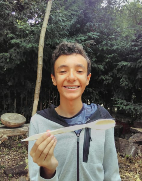 Family Whittling Workshop 9yrs+ by London Green Wood - crafts in London