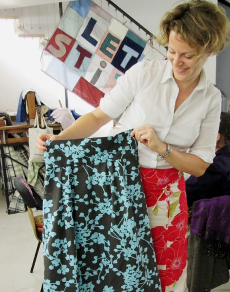 Update and Change Your Wardrobe by Fabrications - crafts in London