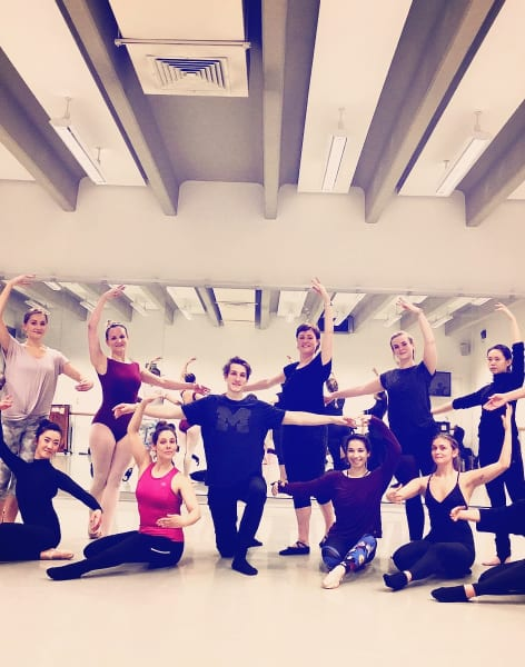 Improver and Intermediate Ballet - Learn a famous variation, class held at The Place, Central London by London Ballet Classes - dance in London