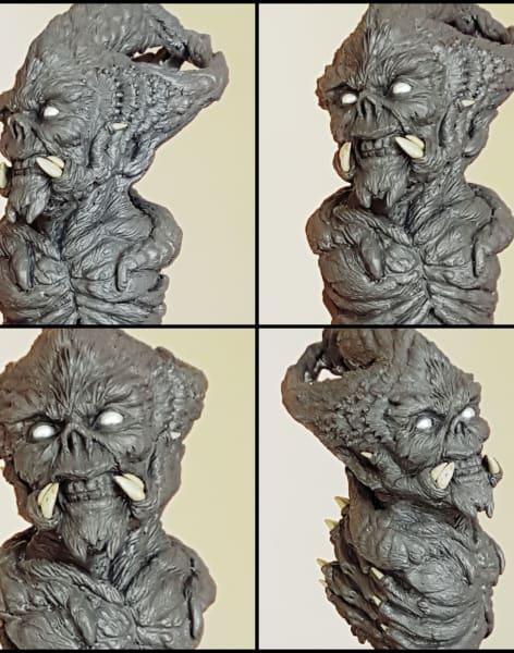 Fantasy Sculpting  by Stephen McClure - art in London