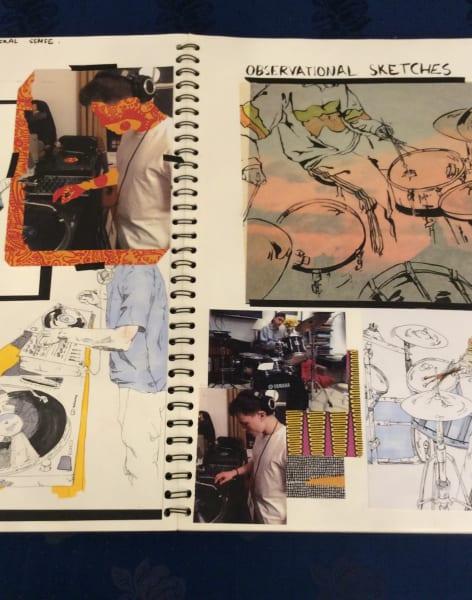 Portfolio Preparation for Art Degrees by London Art School - art in London