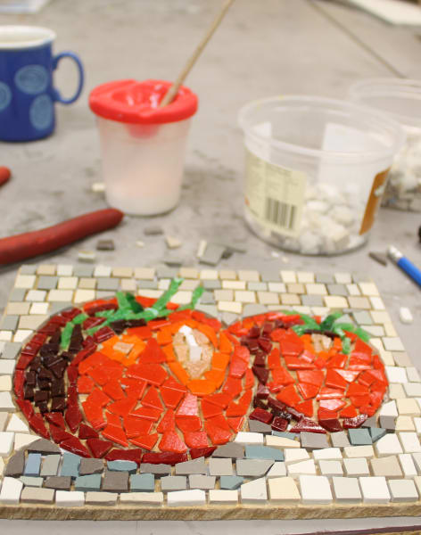 Introduction to Mosaics: Direct Method by London School of Mosaic - art in London