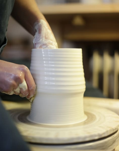 Private Pottery Class for Four by Jo Davies Ceramics - art in London