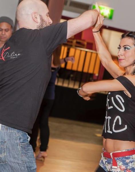 Beginners Salsa Class at Bar Salsa by FK Dance - dance in London