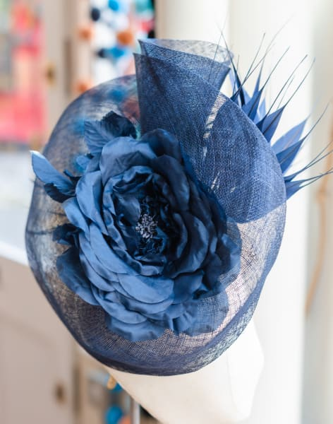 Hats & Headdresses Workshop by VV Rouleaux - crafts in London