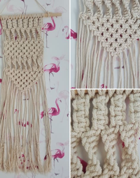 Macrame Wall Hanging by Craft My Day LTD - crafts in London