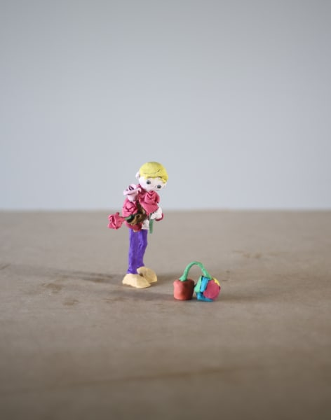 Stop-Motion Animation Workshop by Ctrl+ART+Dlt - art in London
