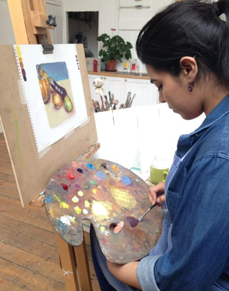 Painting with Oils by London Art School - art in London