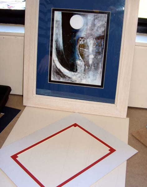 Make Your Own Frame! - The Basics, Picture Framing Workshop by DIY Framing - crafts in London