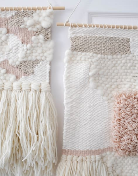Beginners Tapestry Weaving for ALL LEVELS by Tea & Crafting - crafts in London