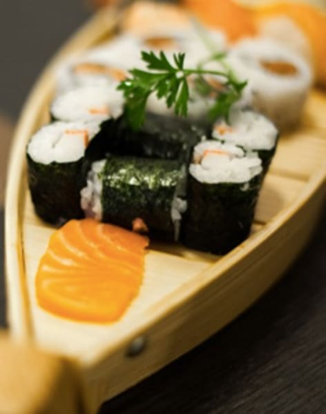 Sushi Making Workshop by The Avenue Cookery School - food in London