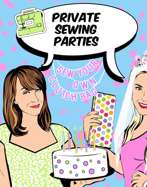 Private Sewing Party by School of Sewalicious - crafts in London