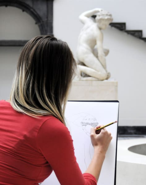 Drawing Fundamentals Level 1 at the V&A by Sketchout - art in London
