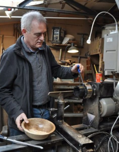 Spindle Turning - a one to one woodturning workshop that will enhance your skills by Terry Vaughan - crafts in London