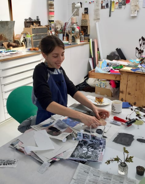 Mono Printing Workshop by no5workshops - art in London