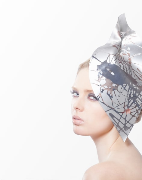 Futuristic and modern millinery class with Katherine Elizabeth by Millinery House Events - crafts in London
