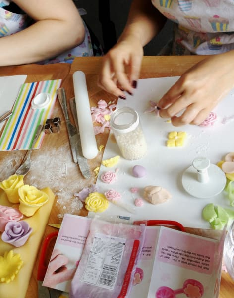 Advanced Cupcake Decorating by Cookie Girl - food in London