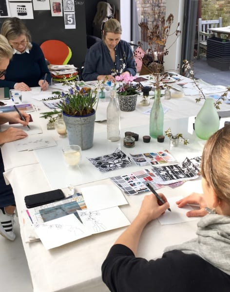 Drypoint Etching Workshop by no5workshops - art in London